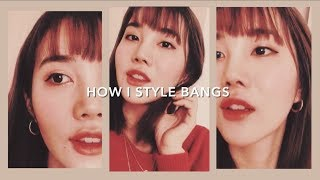 how to style korean
