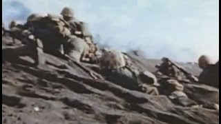 Iwo Jima Infantry Company Commander Interviewed-------(WWII, Korea, Vietnam Vet)