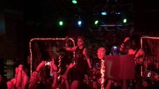 Otep' Crooked Spoons cont. + Lords of War' live @ the Masquerade, Atlanta, Ga 5/18/16