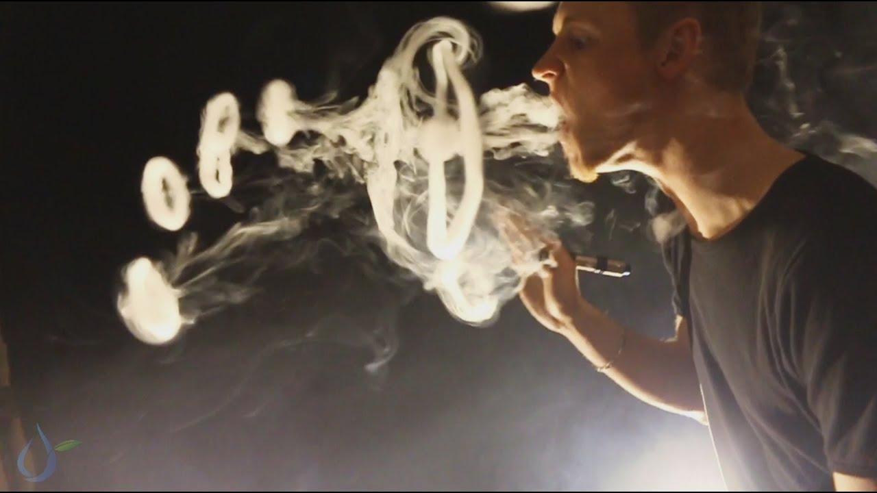 Crazy Vape Tricks mit Dampf | AMT-VAPE | My eLiquid - YouTube