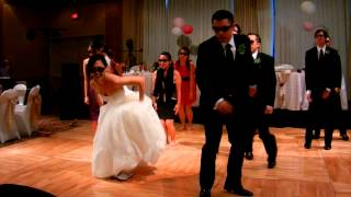 Gangnam Style [by PSY] Wedding Dance Intro