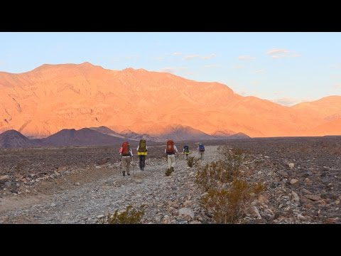 Death Valley to Mt Whitney - L2H 2015