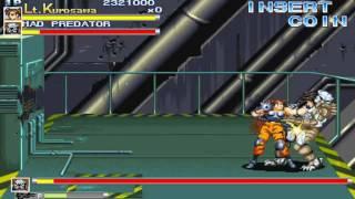 (HD,New) 3/5 Linn Kurosawa acrobatic show/Arcade Alien vs Predator