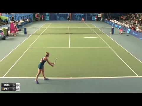 Ruse Elena Gabriela v Parmentier Pauline - 2016 ITF Poitiers