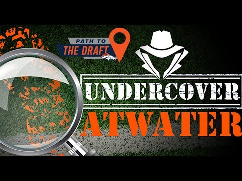 Path to the Draft: Steve Atwater goes undercover