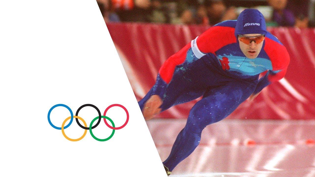 Dan Jansen Breaks His Jynx To Win Gold - Lillehammer 1994 Winter Olympic