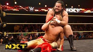 Tyler Breeze vs. Bull Dempsey: WWE NXT, June 10, 2015