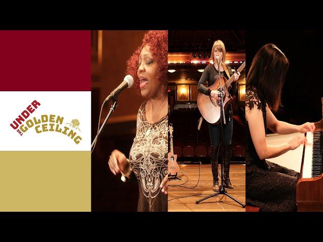 Under the Golden Ceiling - Sharrie Williams, Jennifer Naegele, Wendy Chu