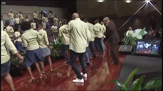 """""""Blessings On Blessings"""" (B.O.B. Bounce at First Baptist) Anthony Brown & Young Adult Choir"""