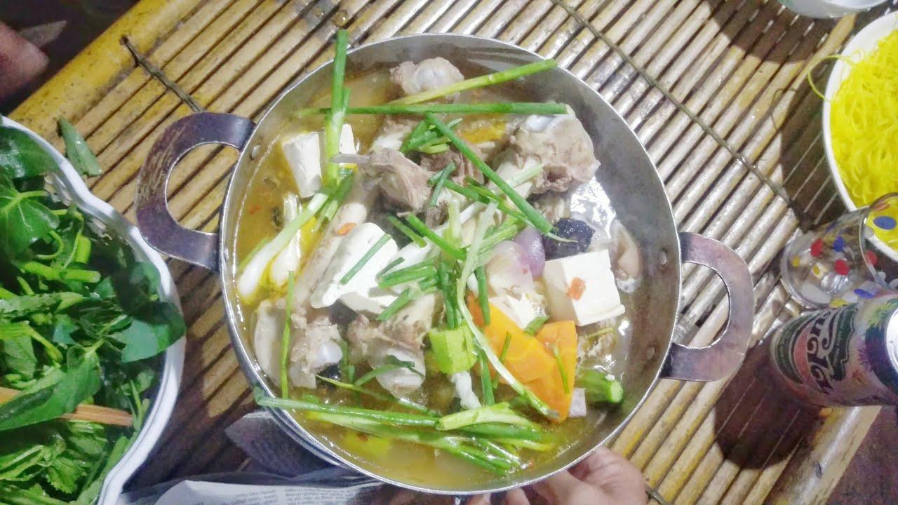Cách làm lẩu dê hầm thuốc bắc kiểu Trung Quốc, đậm đà hương vị