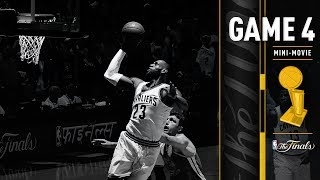 2017 NBA Finals Game 4 Mini-Movie | History Made in Cleveland