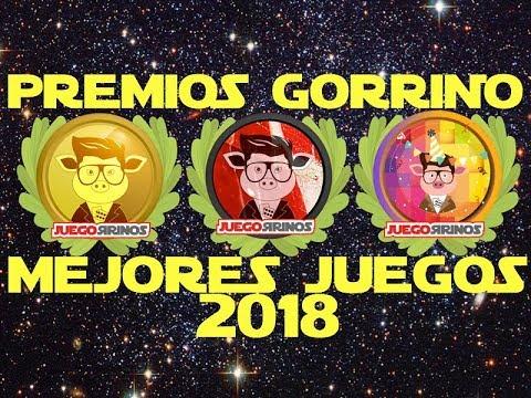 Premios Gorrino 2018 Mejores Juegos De Mesa Youtube