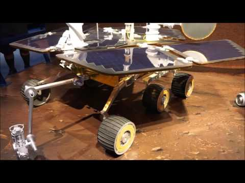 JPL/NASA Mars Rovers, Spirit, Opportunity, Sojourner, Galileo Mission