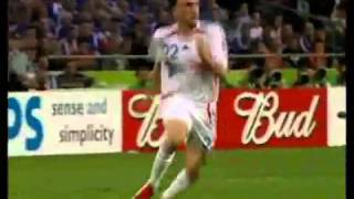 World Cup 2006, France-Espagne ~ Shakira, Hips don
