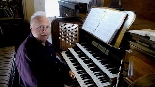 Home Pipe Organ with Mervin Brown