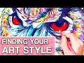 How to Find Your Art Style | How important REALLY is it?