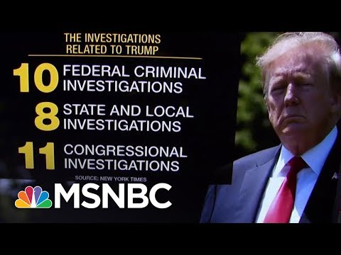 Legal Experts Debate If Impeachment Trumps Investigating Trump | AM Joy | MSNBC