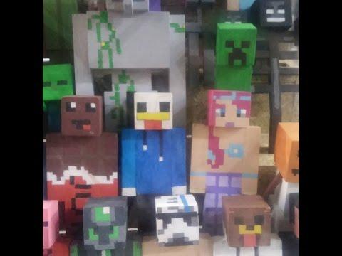 Minecraft en la vida real fabricados en madera cap 7 for Videos de minecraft en la vida real