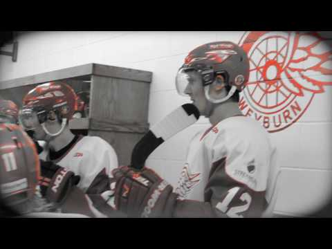 Weyburn Red Wings Intro Video - September 17 2016