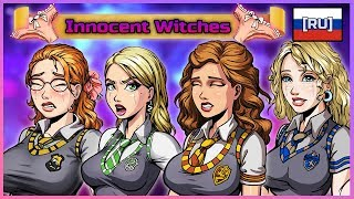 Невинные ведьмы Nnocent Witches0.3B☚7☛Довели невинных ведьм до слёз