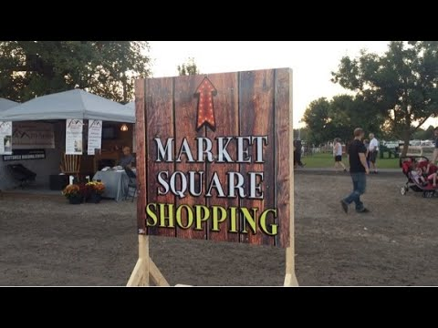 Carp Fair Market Square Shopping - Ottawa