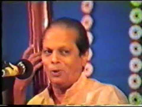 Sudhir Phadke - लावणी - कुणीतरी बोलवा दाजीबाला