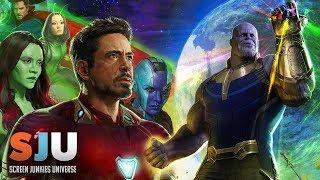 Avengers Infinity War Has ALREADY Broken Records! - SJU