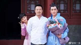 Cả đoàn phim Minh Lan truyện chợp ảnh kỷ niệm