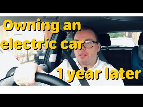 Owning an electric car - 1 year on, was it the right ...