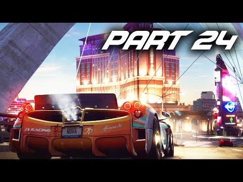 Need for Speed Payback Gameplay Walkthrough Part 24 - THE ONE PERCENT CLUB - BOSS