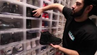 QIAS 500,000$ SNEAKER COLLECTION