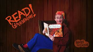 Join Tweedy This Friday at 1PM! | Drop Everything and Read Gloucestershire | Read For Good