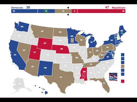 The GOP Pathway to a Supermajority in the 2018 Senate Elections