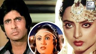 When Amitabh Bachchan SLAPPED Rekha For An Iranian Dancer?