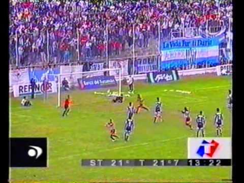 Torneo Argentino 2003-2004. Atlético Tucumán 3 - 2 La Florida - Cobertura TN