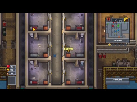 The Escapists 2 H.M.P Offshore Completed