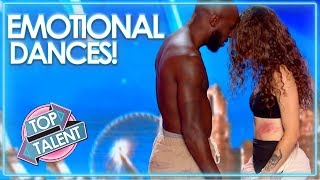Most EMOTIONAL Dance Routines On Got Talent! | Top Talent