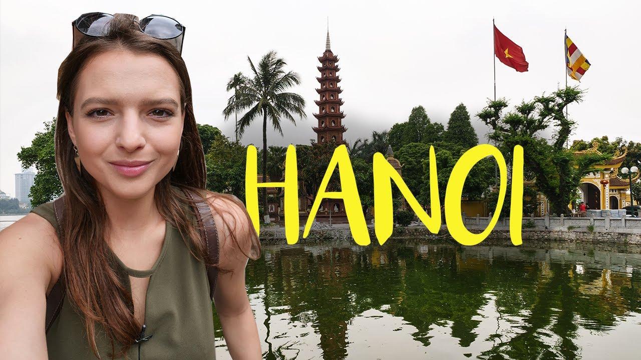 Hanoi! Co w nim pociąga? 🚄