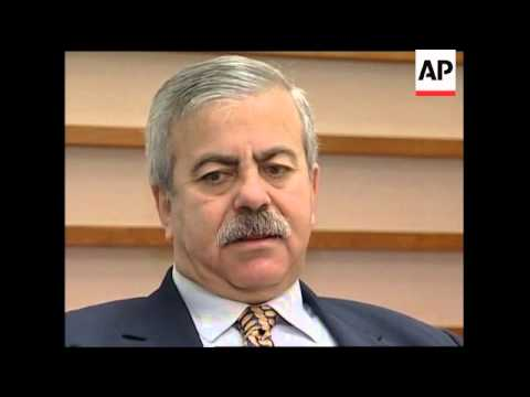 Lawyer for Saddam Hussein comments on judge''s murder