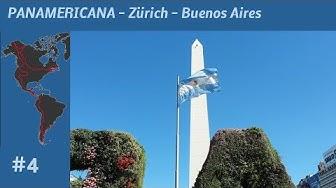 Panamericana #4 -  Zürich - Buenos Aires
