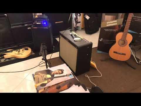 Fender Deville vs DV Mark Raw Dagw Eg