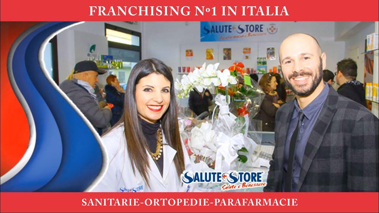 Salute Store Franchising Ortopedia Sanitaria E Parafarmacia Youtube