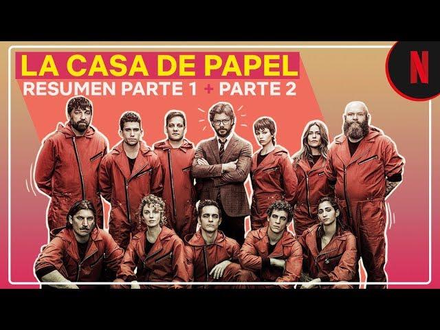 Netflix La Casa De Papel Qué Es Cuántos Capítulos Tiene Y Cuándo Acaba Marca Claro México