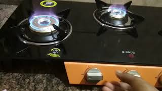 Elica space ict 773 org glass stove review