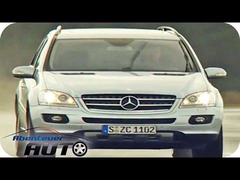 BMW X5 vs. Audi Q7 vs. Mercedes 320 CDI | Abenteuer Auto Classics