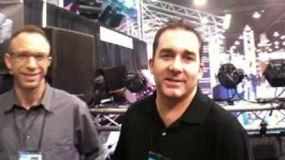 Innofader for Pioneer DJM-400 by Audio Innovate @ NAMM @2010(Elliot Marx from Audio Innovate shows us one of his latest Mad Scientist projects - an INNOFADER in a Pioneer DJM-400 Mixer ! Replace that stock fader with a ..., 2010-01-17T18:03:39.000Z)