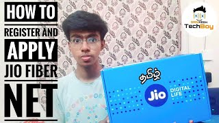 JIO FIBER NET | How to Register and Apply for Jio Fiber Net |My Experience✍(◔◡◔) | Explained |Tamil