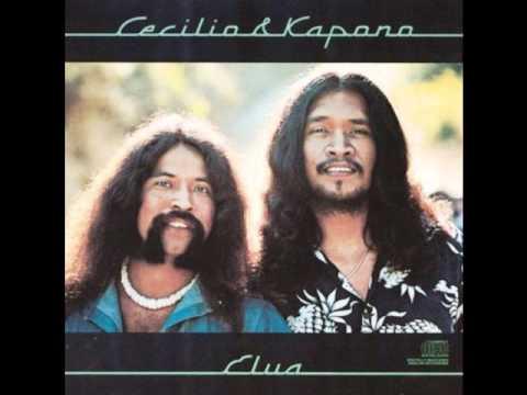 "Cecilio & Kapono "" Summer Lady ""  (Elua)"