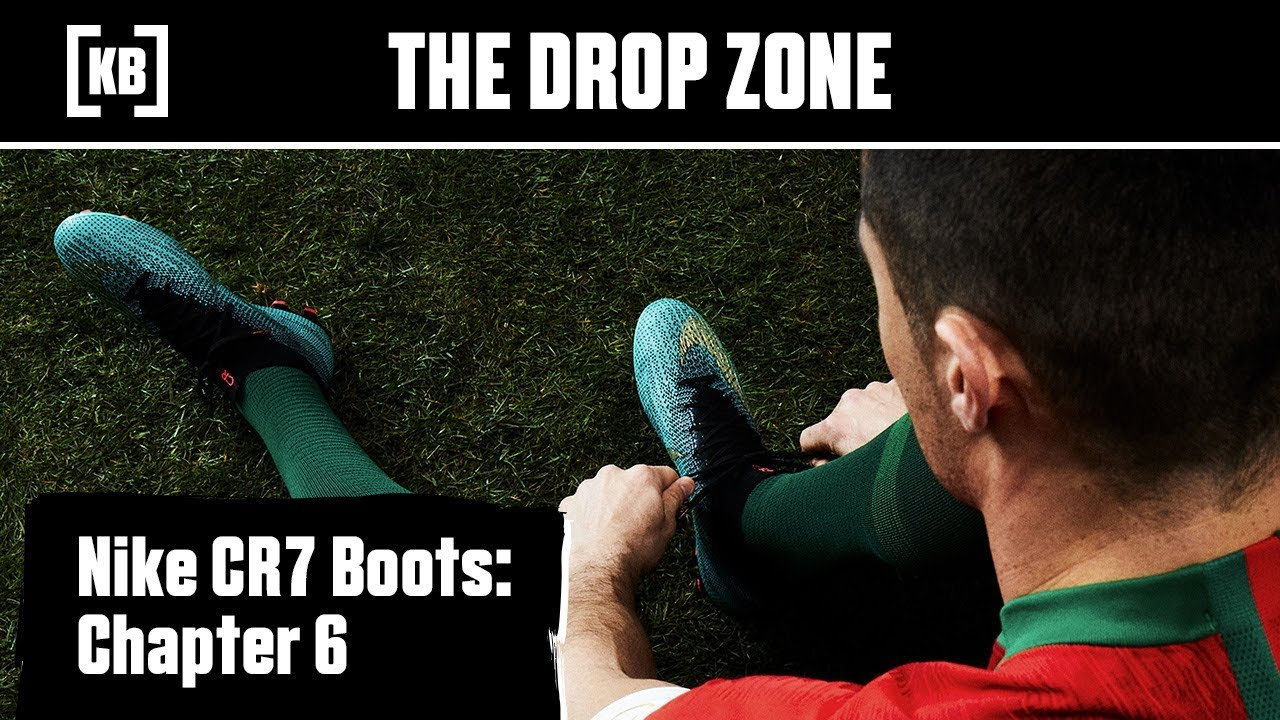 Nike CR7: Chapter 6 Boots   Kitbag