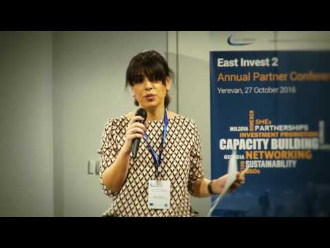 East Invest 2 Annual Conference 2016, Yerevan